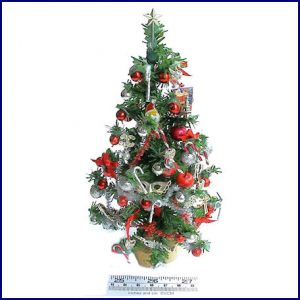 Christmas Trees, Lights, Toppers & Greenery Stems